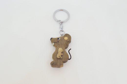 Maus Schlüsselanhänger